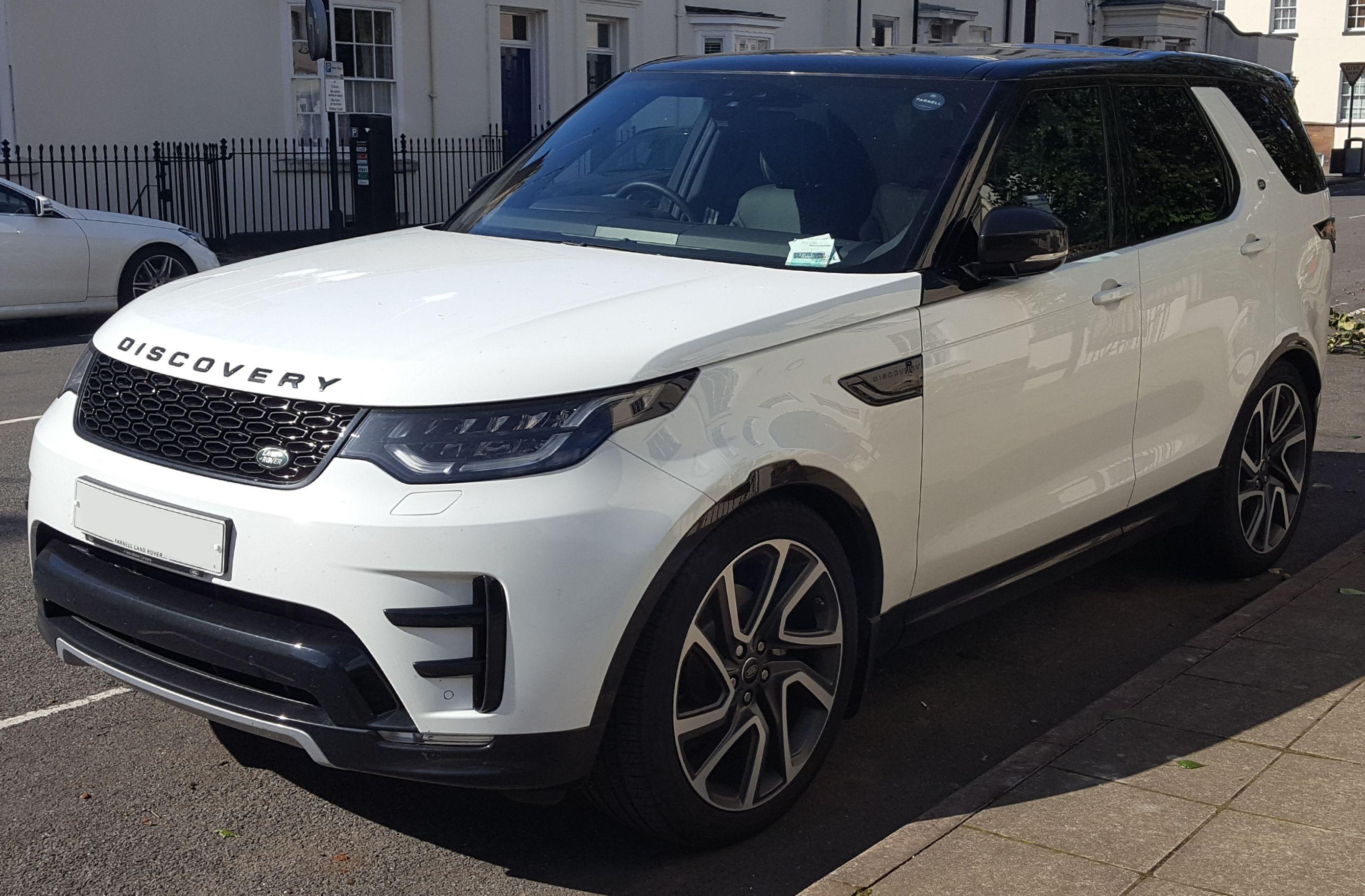 Похожее изображение Land Rover Land Rover Discovery Hse Land Rover Discovery