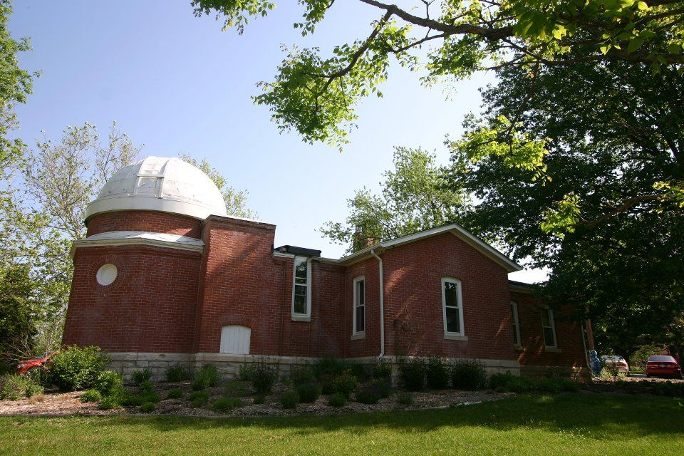 Boswell Observatory The First Weather Headquarters In