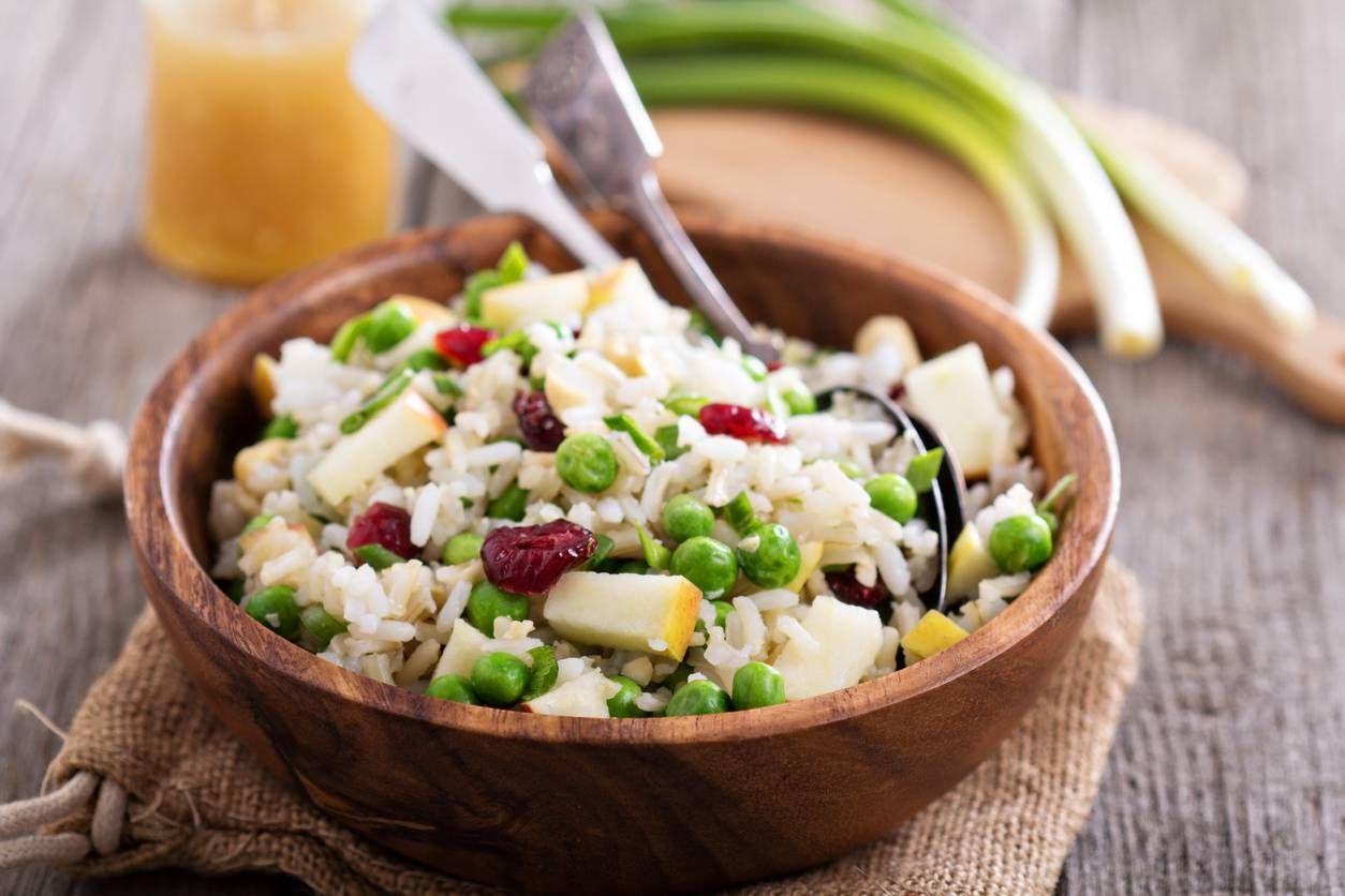 Diete Veloci E Facili : La dieta del riso e della mela è una dieta facile e veloce da