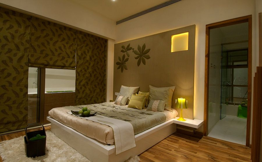 Rna Grand 3Bhkshahen Mistry Best Residential Interior Inspiration Bedroom Interior Design In India Design Decoration