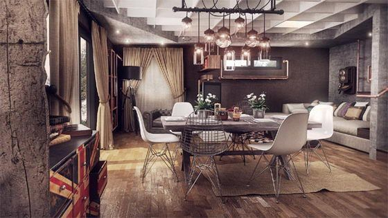 When Vintage Meets Contemporary Ingenious Modern House Design Modern House Design Interior Architecture Design House Design