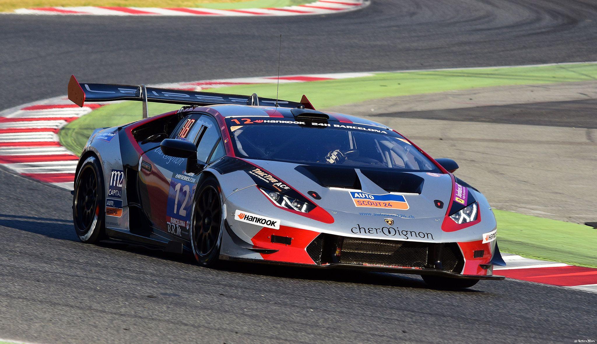 Lamborghini Huracan Super Trofeo Fredy Barth Oliver Ditzler