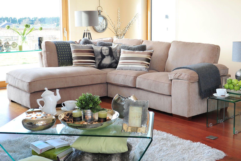 Utah corner sofa from harvey norman ireland living room - Harvey norman ireland ...