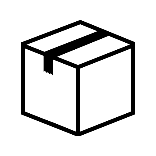 Box Closed Free Vector Icons Designed By Freepik Box Icon Black And White Instagram Vector Icon Design