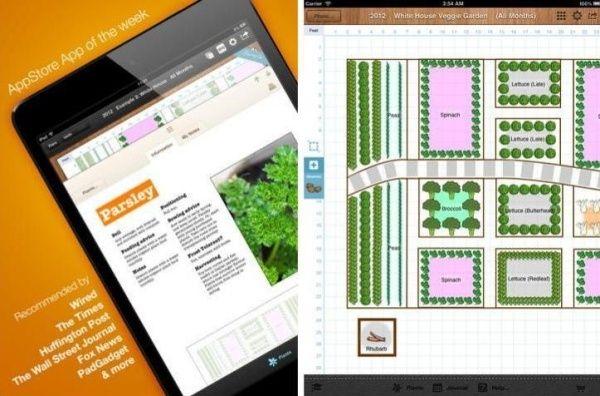 Logiciel gratuit plan jardin 3D pour PC, tablette et smartphone - logiciel construire sa maison