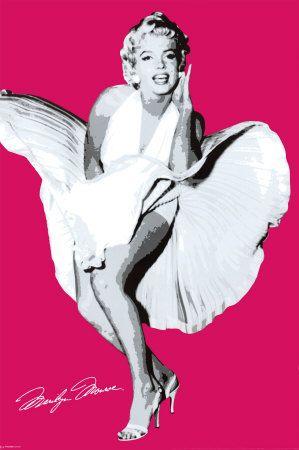 Wake Up Frankie Black And White Marilyn Monroe Pink Poster Marilyn Monroe Pop Art Pop Art Posters Marilyn Monroe Poster