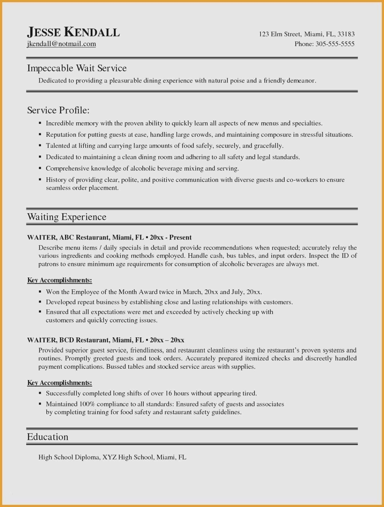 Babysitter Synonym for Resume Luxury Babysitting Resume