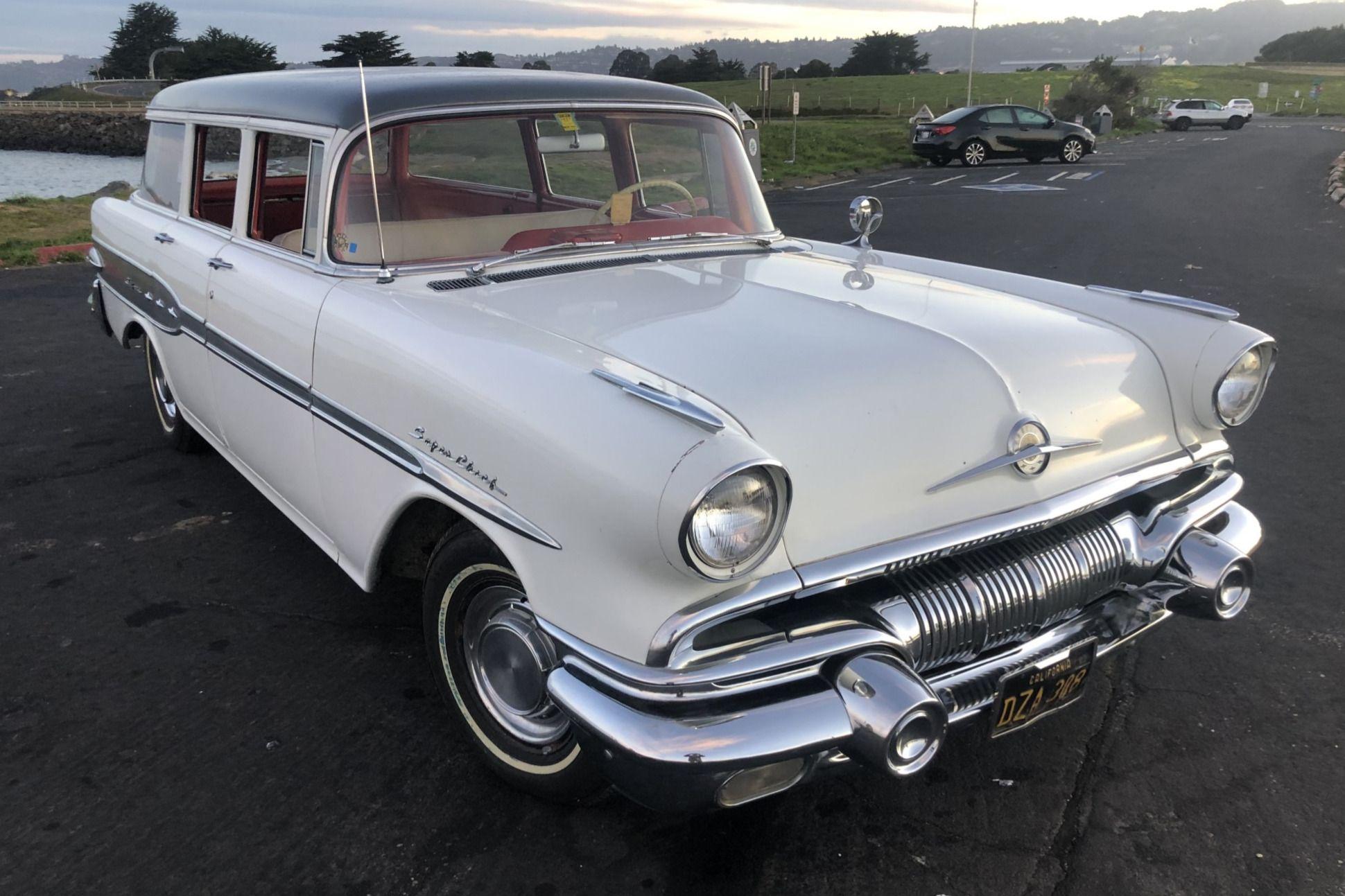 1957 Pontiac Super Chief Safari Classic cars, Classic
