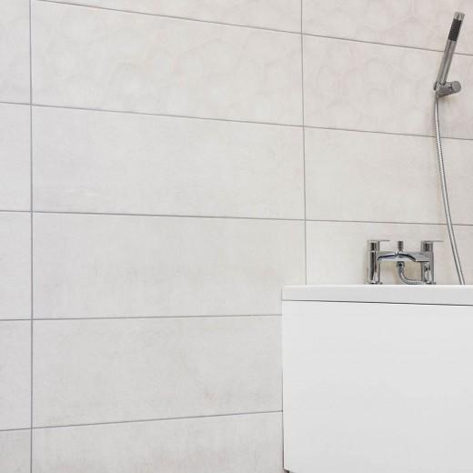 Moonlight Ceniza Ceramic Tile 250 X 750mm Easy Bathrooms