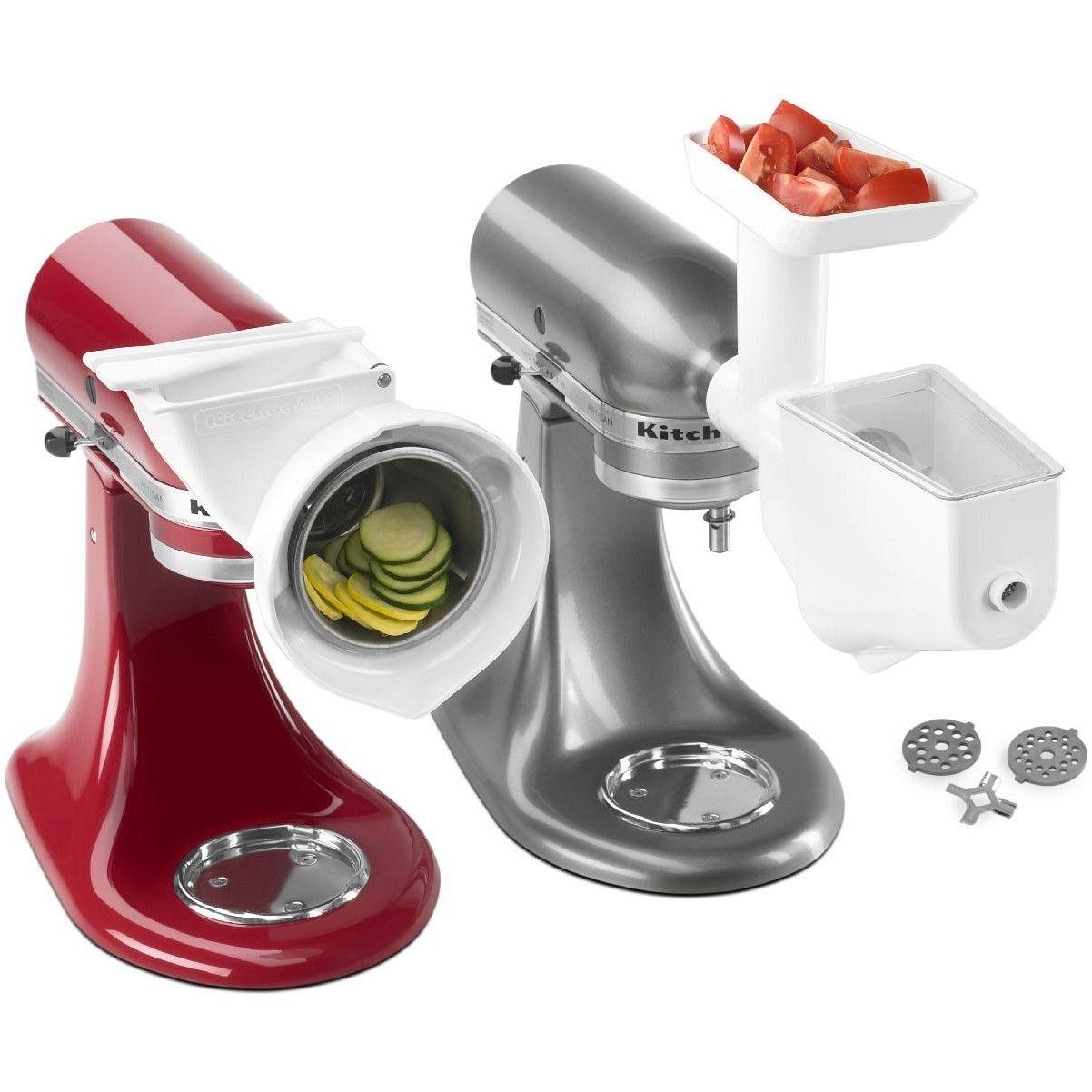 Kitchen aid mixer attachment pack kitchen aid mixer