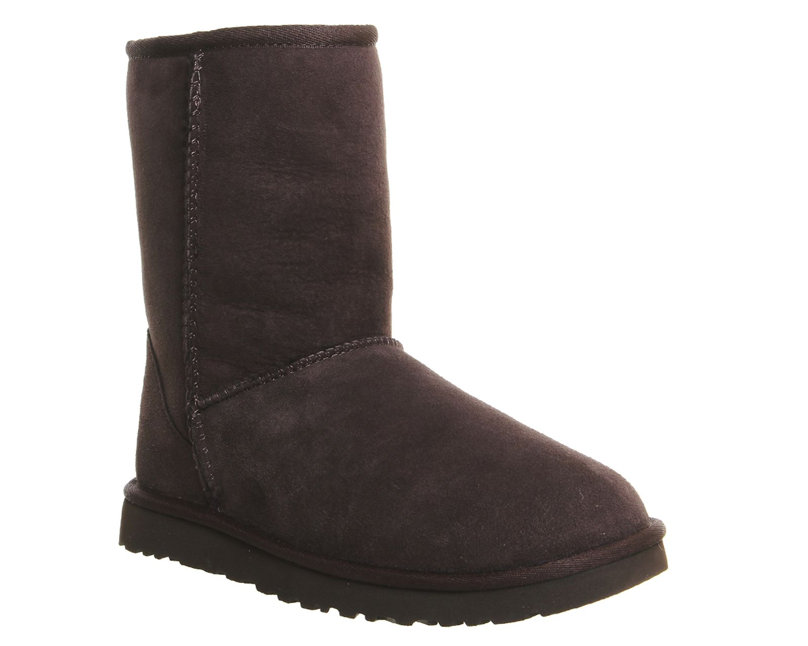Buy Chocolate UGG Australia Classic Short Boots from OFFICE.co.uk.