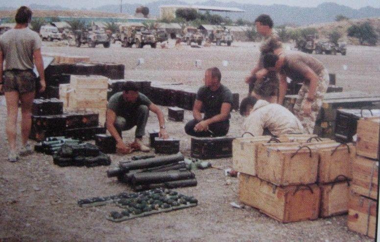 sas in the gulf war 1991