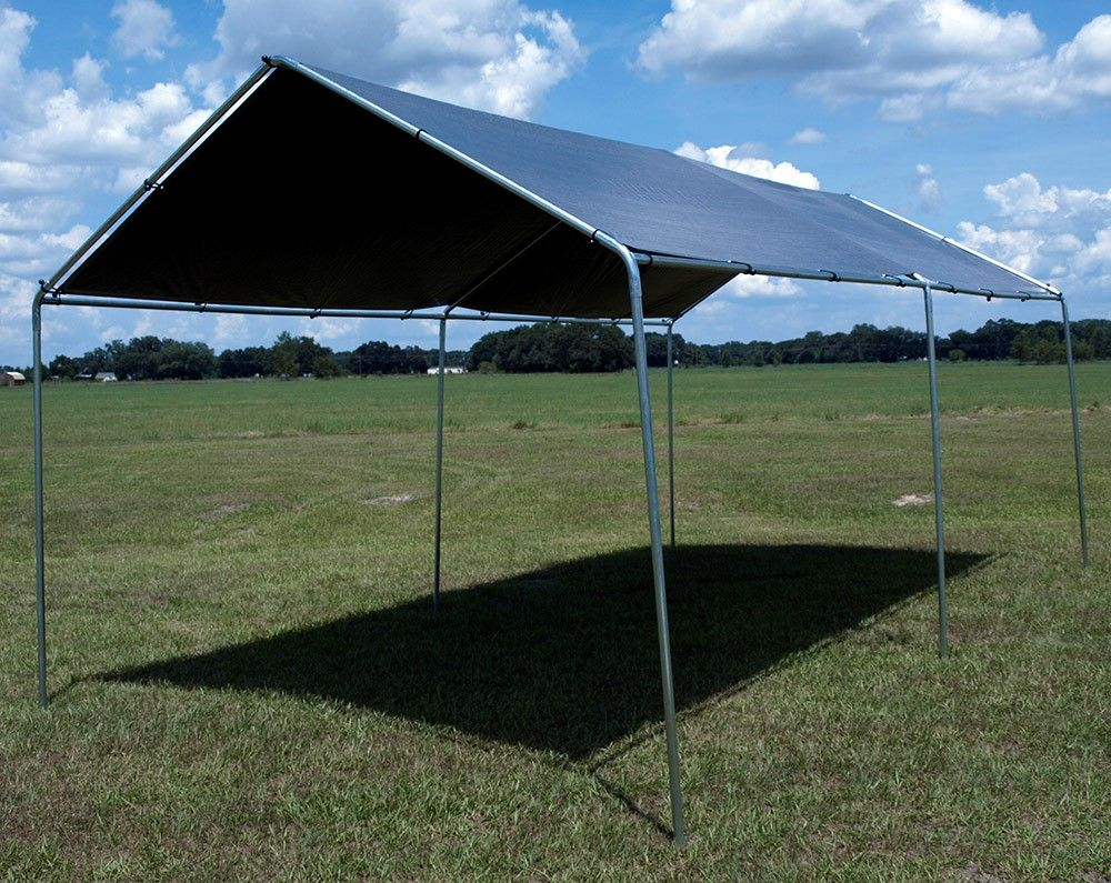 Canopy Nice And Beautiful Durable White Aluminum Alloy Carport With Images Canopy Tent Carport Tent Canopy