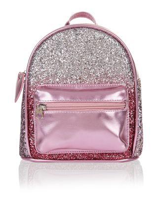 Ellen Glitter Mini Backpack