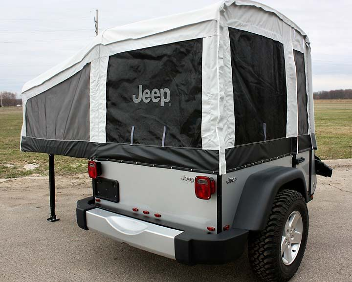 jeep introduces campers built by livin lite rv camping. Black Bedroom Furniture Sets. Home Design Ideas