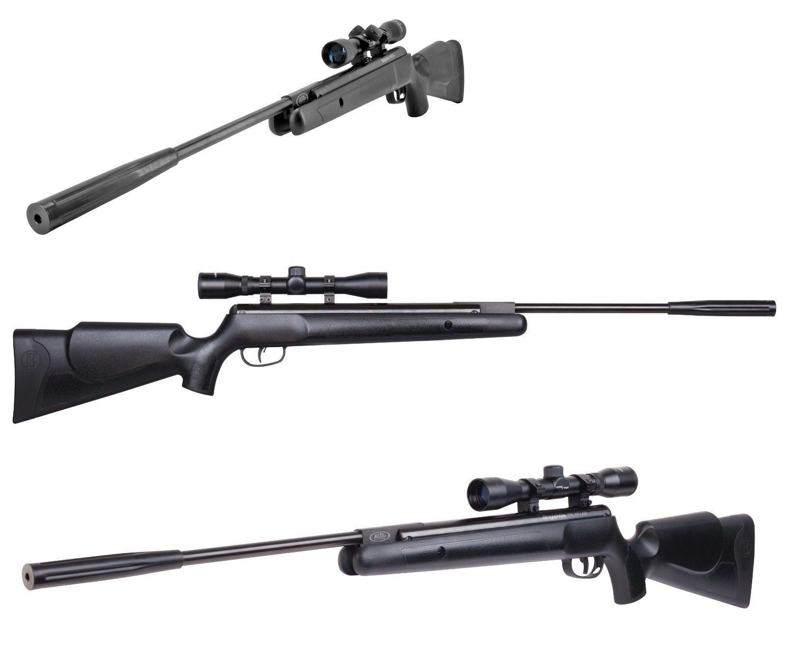 Crosman Benjamin Prowler NP  22 Caliber Air Rifle w// 4x32mm