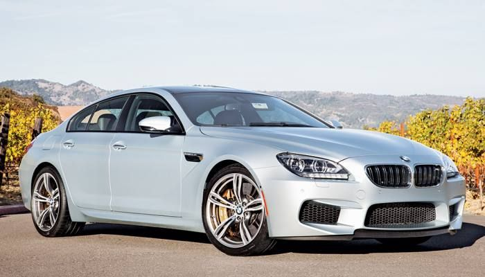 Car Of The Year 2014 Competition With Images Bmw Gran Coupe