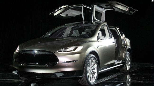 Tesla S Latest Vehicle A Plugin Crossover What Will They Think Of Next Tesla Model X Tesla Model Tesla