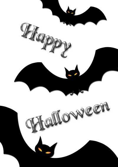 Free Printable Halloween Cards - my-free-printable-cards.com | Free ...