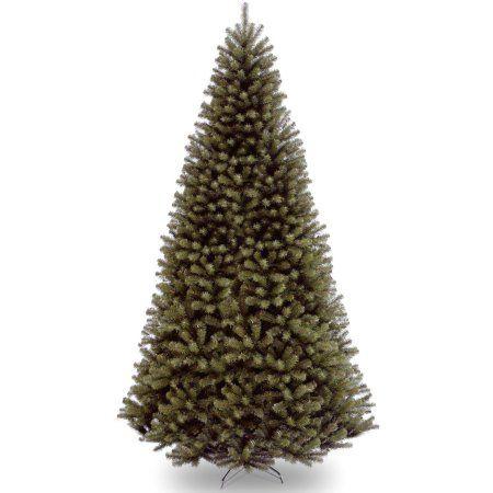 10 North Valley Spruce Tree Green Spruce Tree Walmart And - 10-walmart-christmas-decor