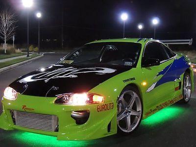 1999 Mitsubishi Eclipse FAST AND FURIOUS Clone Replica Paul Walker