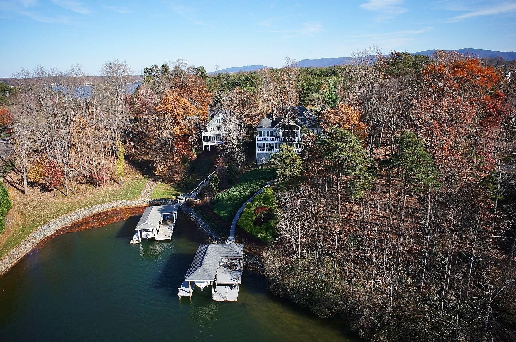 smith mountain lake homes for sale waterfront