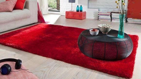 magnifique tapis rouge chambre | Décoration française | Pinterest ...