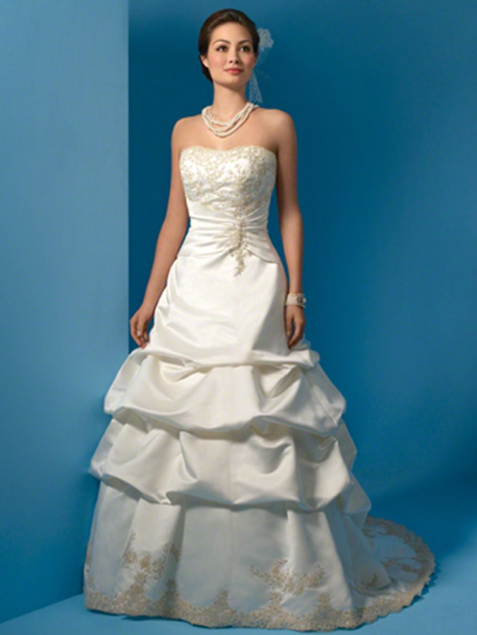 Alfred Angelo 2008 Bridal Gown | My dream wedding | Pinterest ...