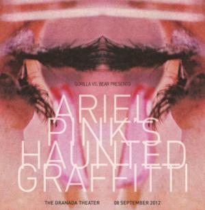 Ariel Pink S Haunted Graffiti Graffiti Music Poster Band Posters