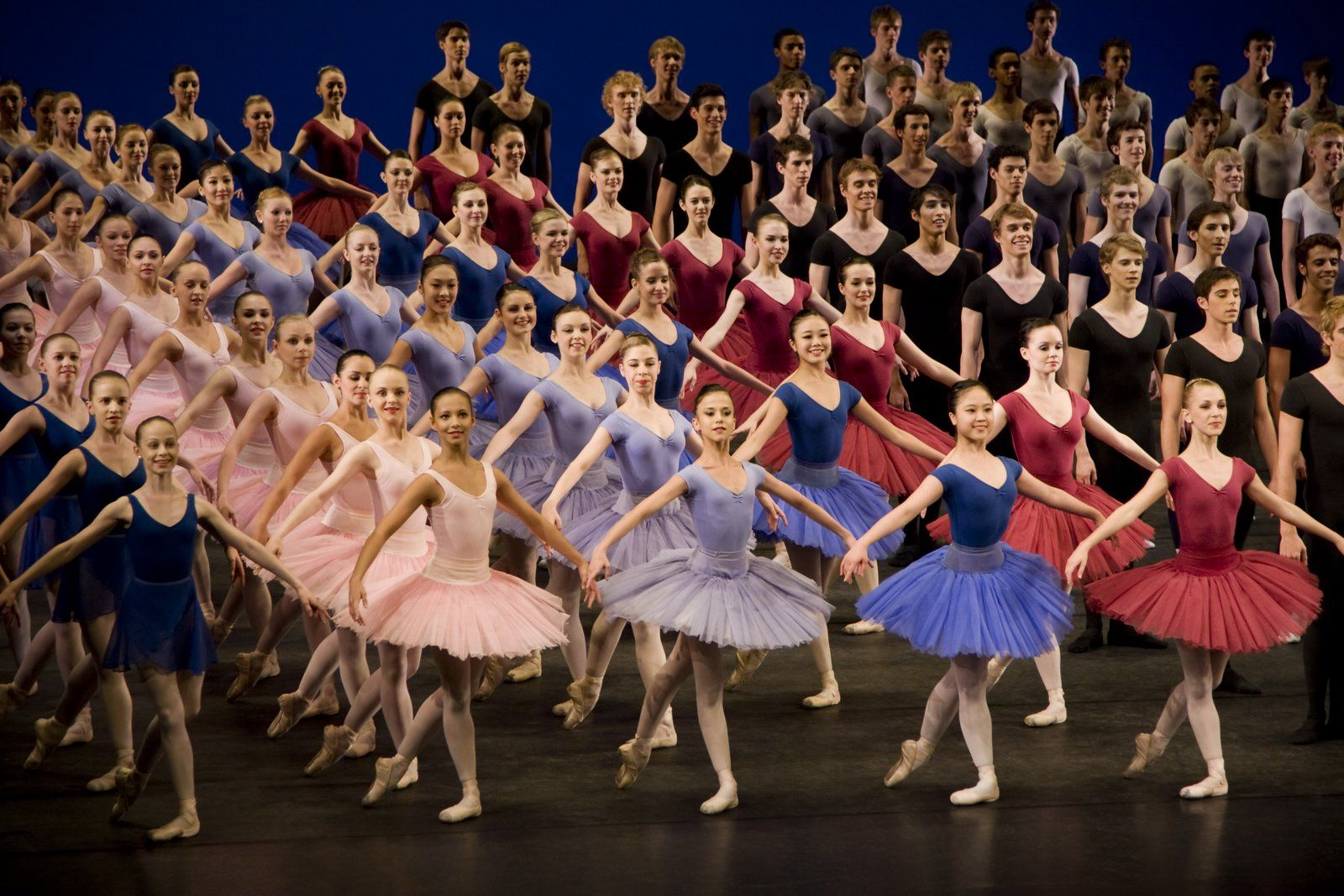 The Royal Ballet School (Photo: Johan Persson) | Dance | Pinterest ...