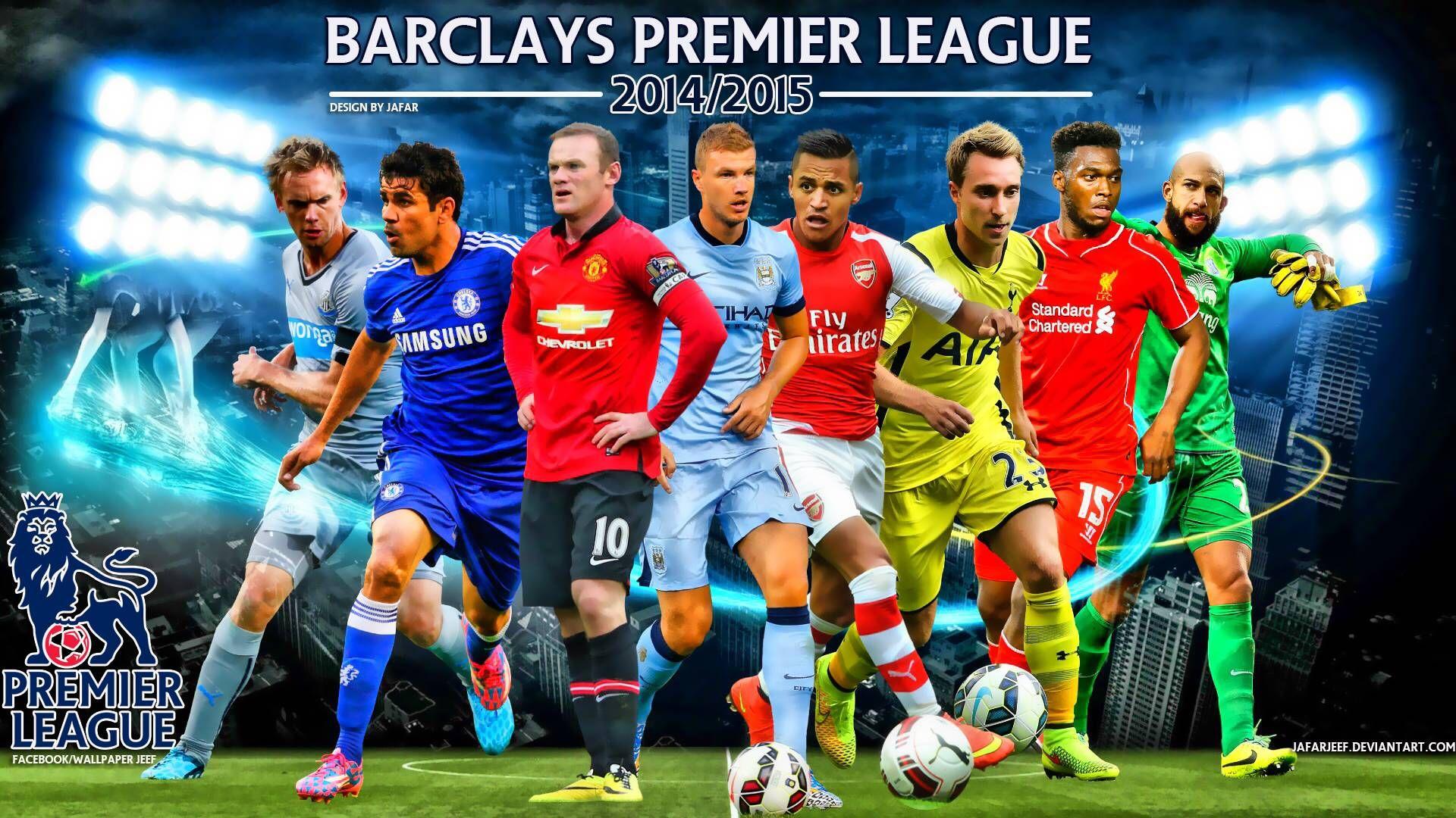 Wallpapers HD Soccer Team 2015