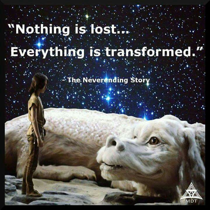 The Neverending Story | Taking me back | Quotes, Story quotes