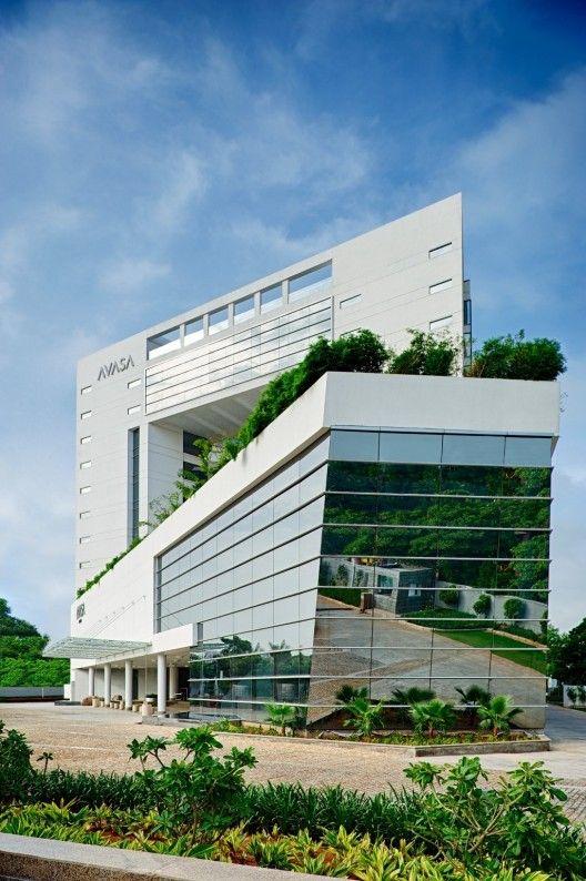 Best Hotel Avasa Nandu Associates Stavebnictví Zelené 400 x 300