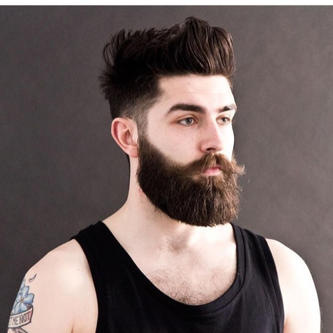Canuzunc Style De Barbe Barbe Homme Types De Barbes