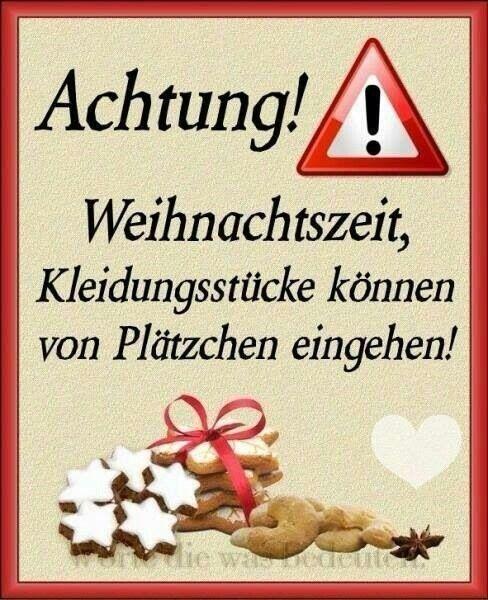 Stimmt auch wieder torte kuchen brot kekse lustig witzig und spr che - Lustige fotos zu weihnachten ...