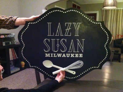 Lazy Susan Milwaukee For Aj Dixon Owner And Executive Chef Of Lazy Susan Opening Her