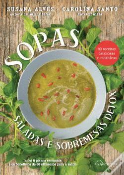Wook.pt - Sopas, Saladas e Sobremesas Detox