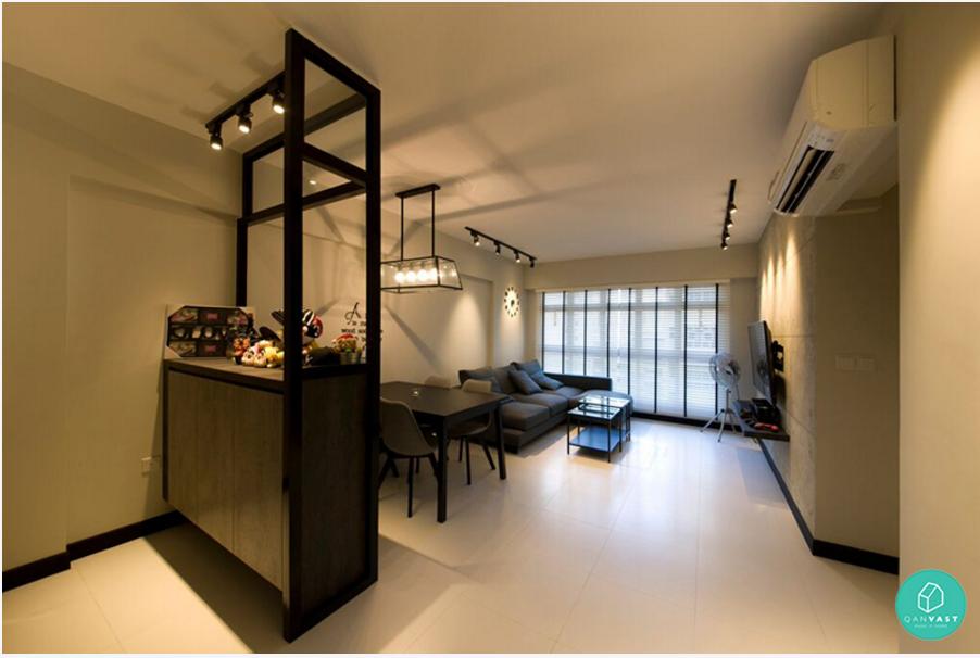 Interior Design Anchorvale Road (HDB)   Living Room   Pinterest ...