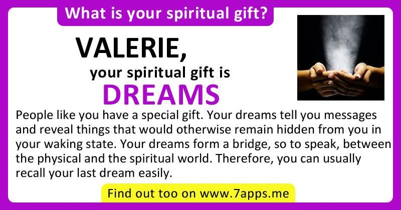 Find out what is your spiritual gift spirituality