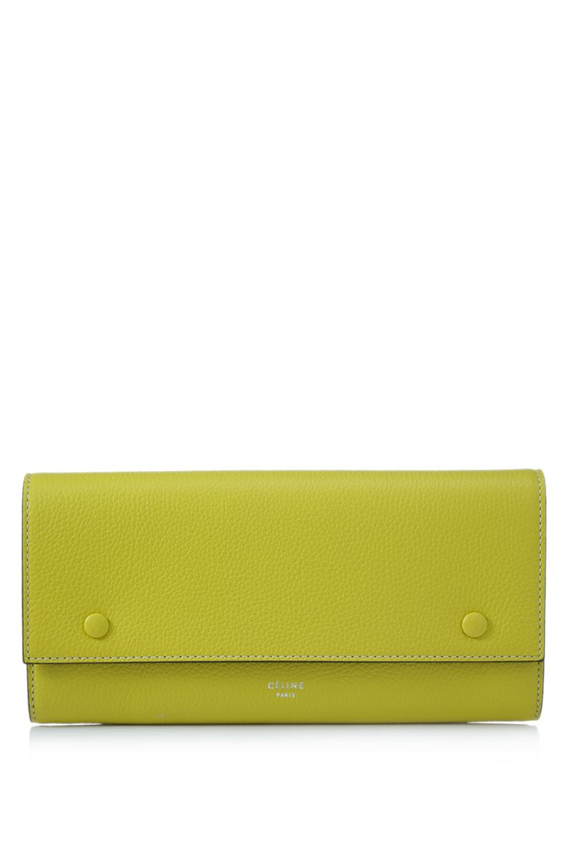 739562bb6f30 Celine Large Flap Multifunction Wallet Continental Wallet, Leather Bag,  Wallets, Carry On,
