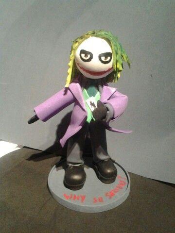 Frikifofucha Joker