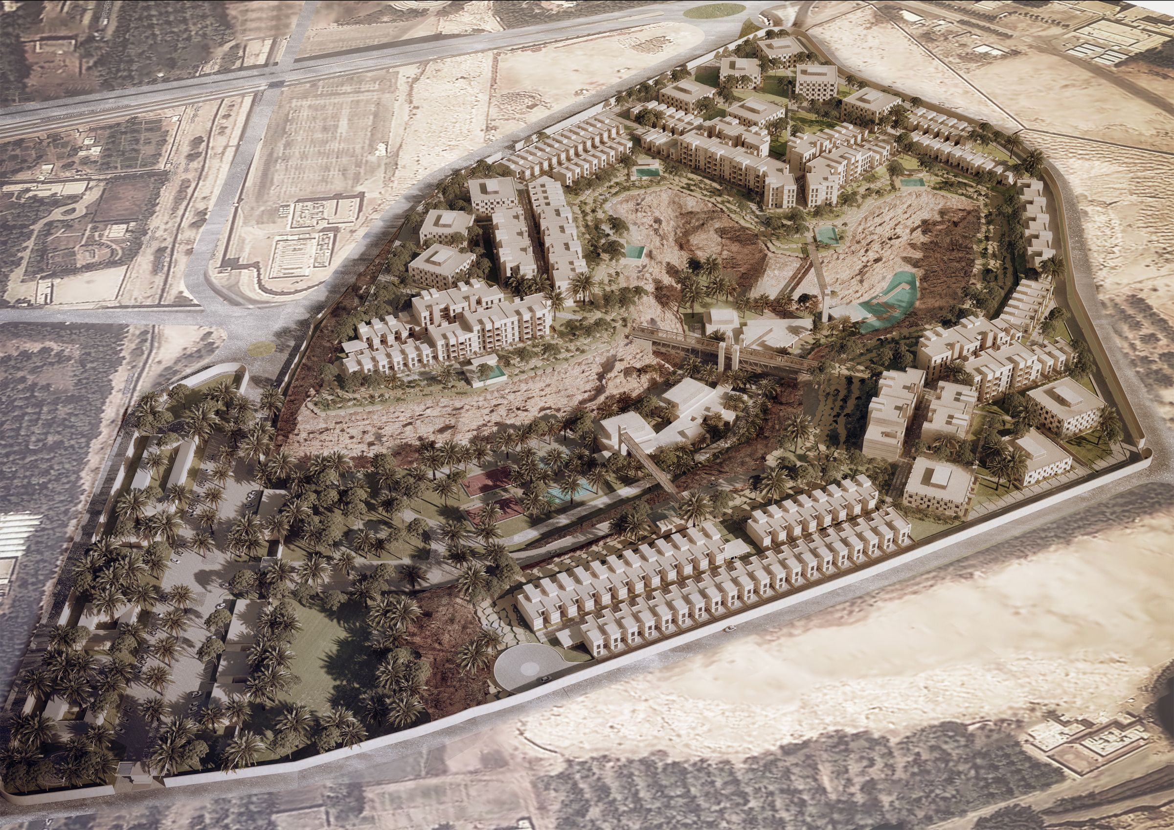 Wadi Al Hada Wadi Hanifa Wadi Al Hada Photo