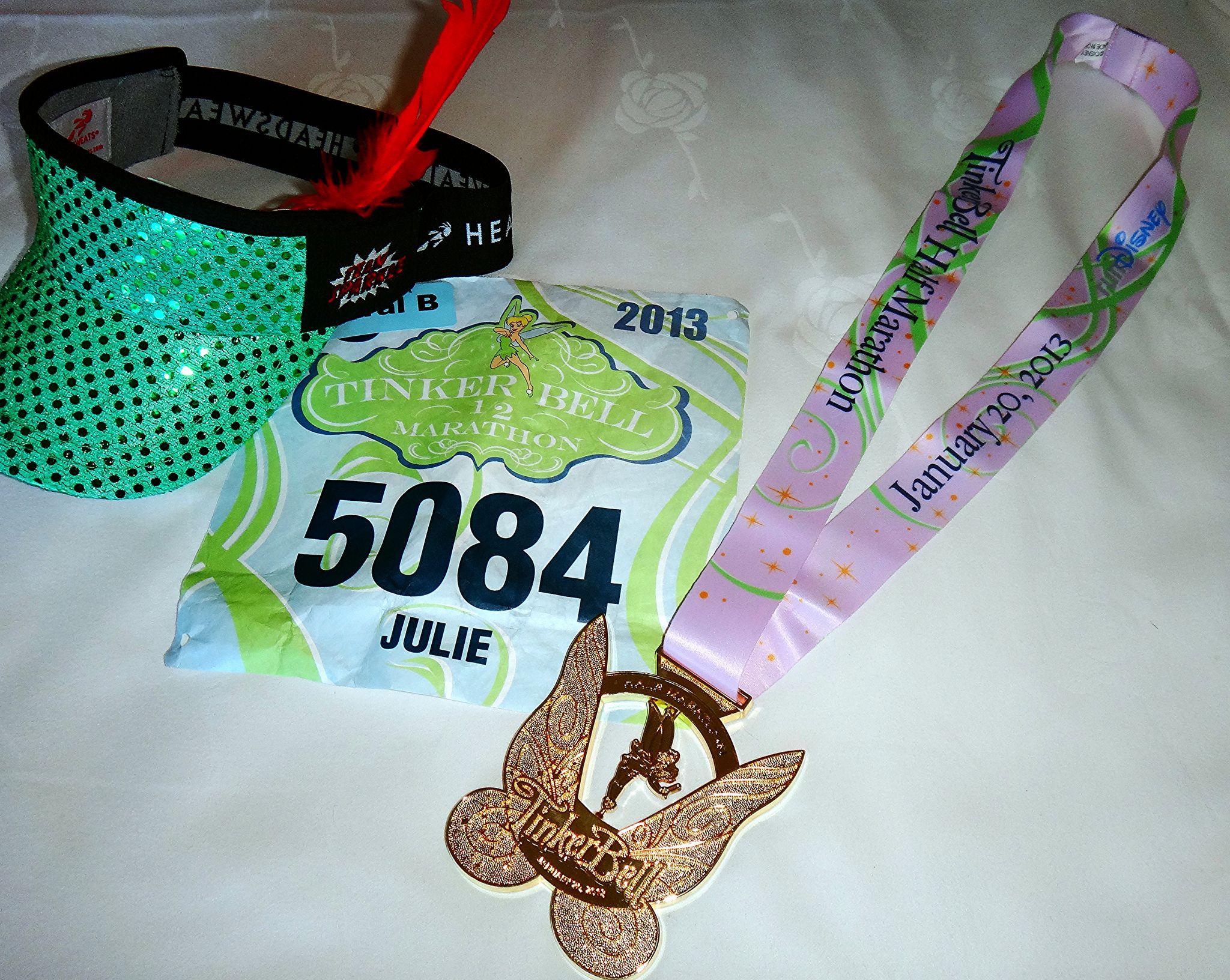 TinkerBell Half Marathon via AngryJulieMonday on Flickr