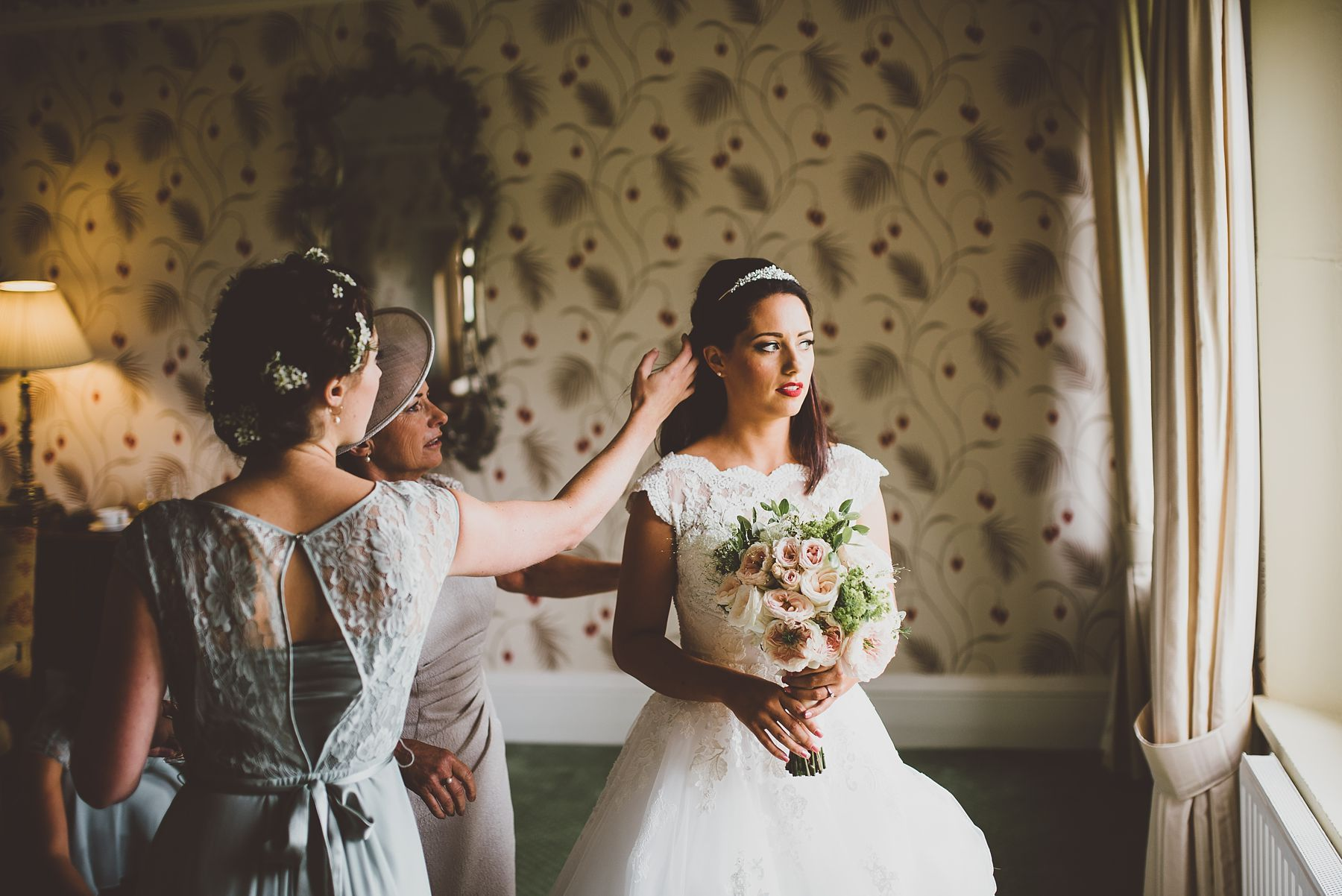 Check Out This Eastwell Manor Wedding From Scarlets Gorgeous Dress To The Amazing Backdrop That Is Was One Very