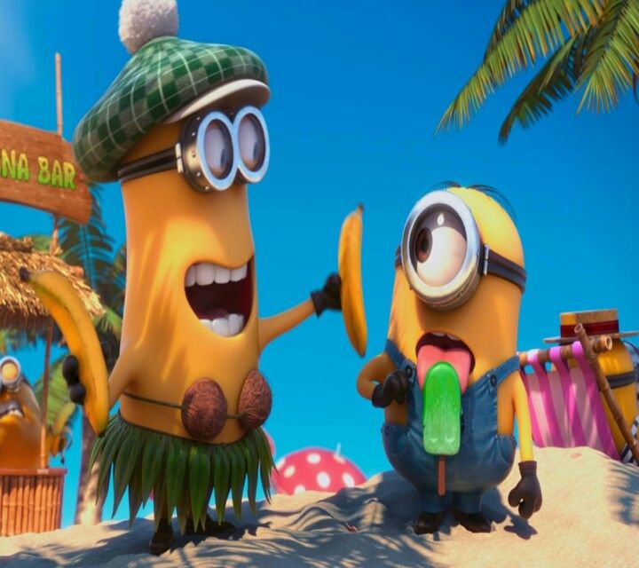 Chiquita minion beach sweepstakes