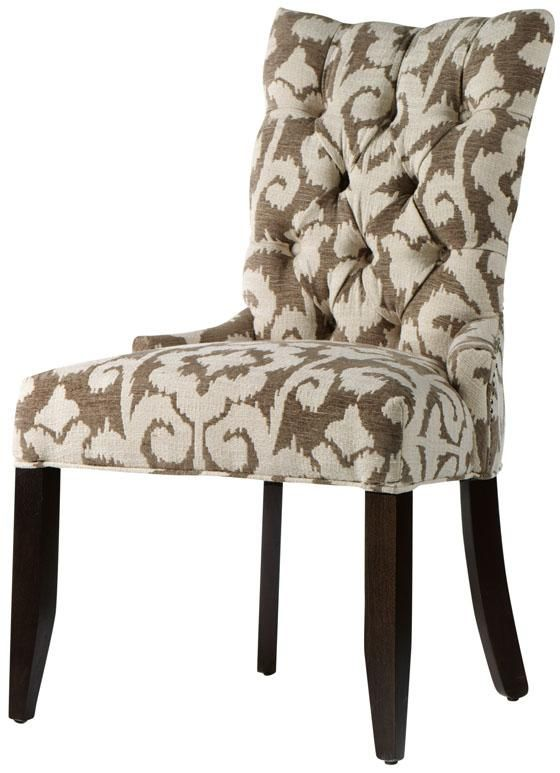 Tufted Back Dining Chair Dining Chairs Kitchen And