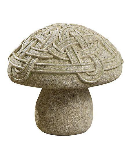 Grasslands Road Garden Mushroom Figurine   zulily