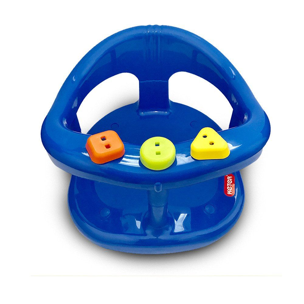Keter Baby Bath Tub Ring Seat - 6 Colors Available | Bath tubs, Baby ...
