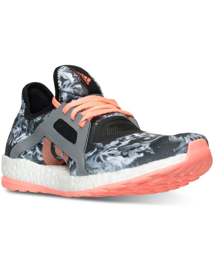 babb00356 adidas Women s Pure Boost X Running Sneakers from Finish Line ...