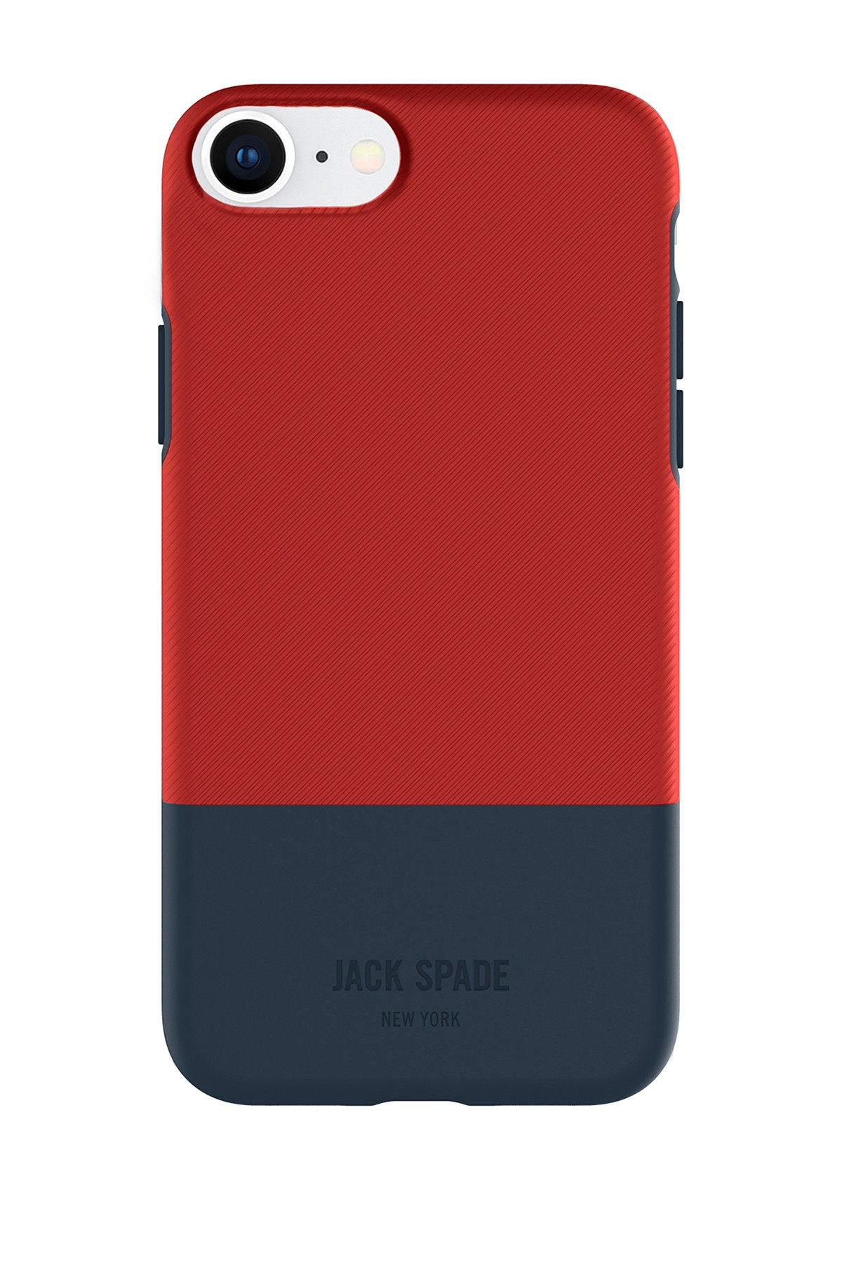 best service df451 34a91 Colorblock Case for iPhone 8 & iPhone 7 - Twill Red/Navy | Products ...